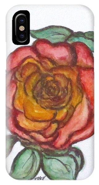 Art Doodle No. 30 IPhone Case