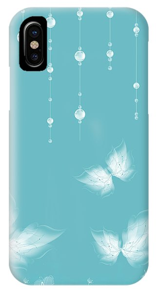 Art En Blanc - S11a IPhone Case