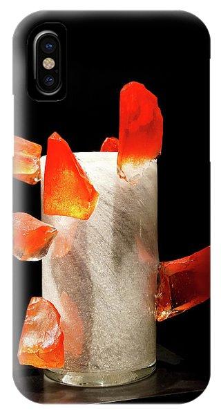 Art In Glass IPhone Case