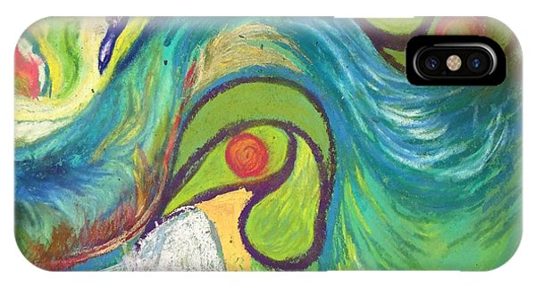 Art Journaling IPhone Case