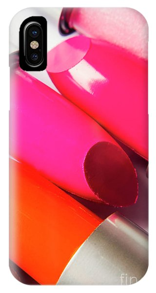 Industry iPhone Case - Art Of Beauty Products by Jorgo Photography - Wall Art Gallery