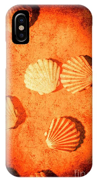 Texture iPhone Case - Art Of Lost Oceans by Jorgo Photography - Wall Art Gallery