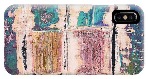 Art Print Square 8 IPhone Case