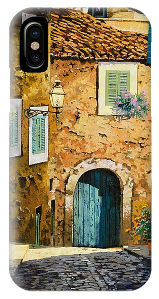 Sunny iPhone Case - Arta-mallorca by Guido Borelli