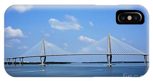 Arthur Ravenel Jr. Bridge - Charleston IPhone Case