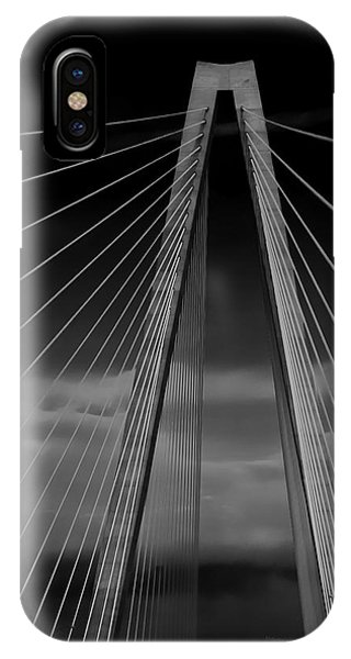 Arthur Ravenel Jr Bridge IPhone Case