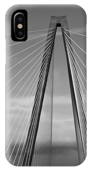 Arthur Ravenel Jr Bridge II IPhone Case