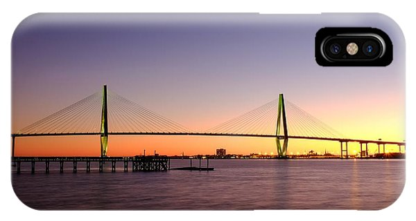 Arthur Ravenel Jr. Bridge IPhone Case