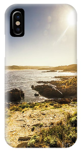 Beautiful Sunrise iPhone Case - Arthur River Tasmania by Jorgo Photography - Wall Art Gallery