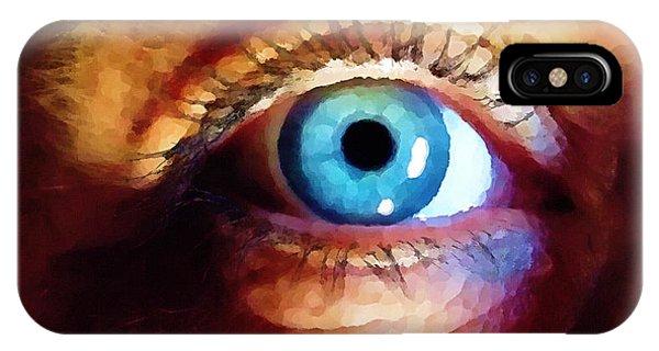 Artist Eye View IPhone Case