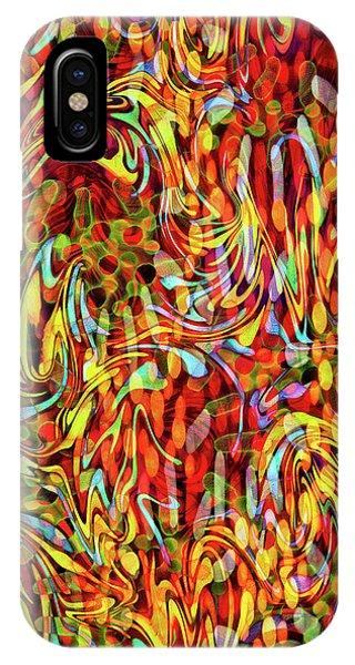 Artistic Flair IPhone Case