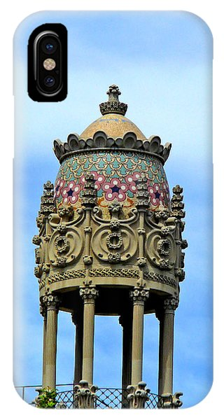Artistic Roof IPhone Case