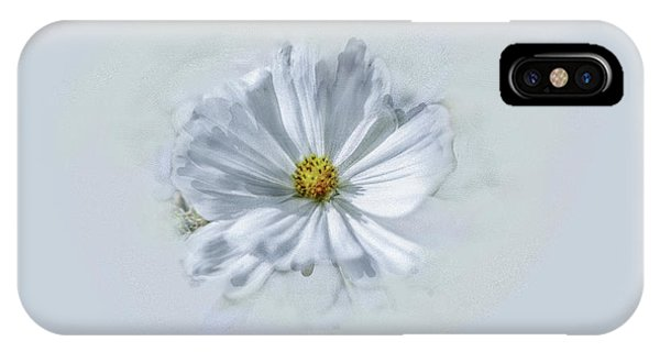 Artistic White #g1 IPhone Case