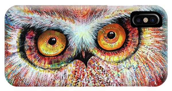 Artprize Hoot #1 IPhone Case