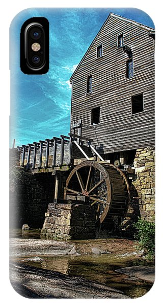 Artsy Historic Yates Mill IPhone Case