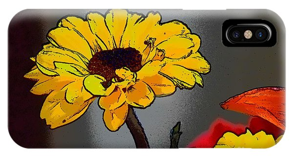 Artsy Sunshine IPhone Case