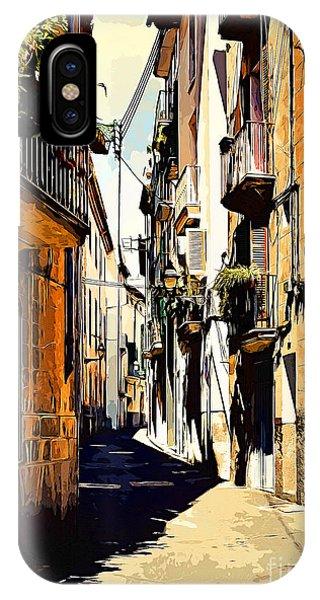 Artwork Palma De Mallorca Spain IPhone Case