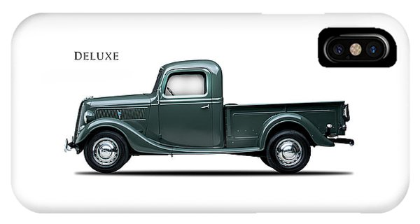 Ford Deluxe Pickup 1937 IPhone Case