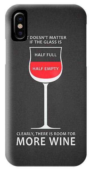 Beverage iPhone Case - Wine Glasses 1 by Mark Rogan