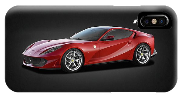 Ferrari F12 IPhone Case