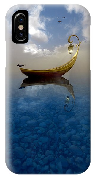 Rendering iPhone Case - Narcissism by Cynthia Decker