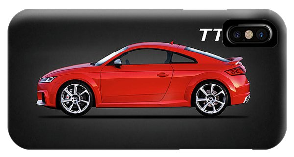 Coupe iPhone Case - The Tt Coupe by Mark Rogan