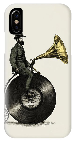iPhone Case - Music Man by Eric Fan