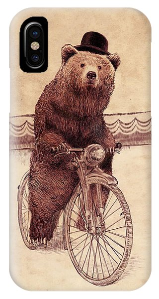 Vintage iPhone Case - Barnabus by Eric Fan
