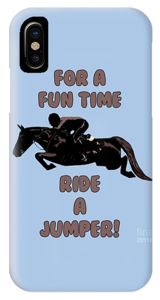 For A Fun Time IPhone Case