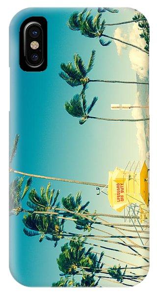 Kapukaulua Beach Maui North Shore Hawaii IPhone Case