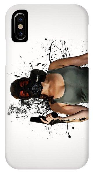 Bellatrix - Horizontal IPhone Case