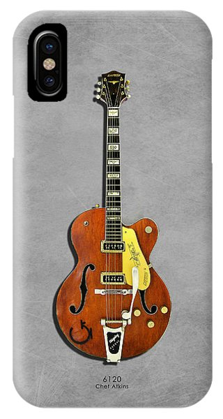 Gretsch 6120 1956 IPhone Case