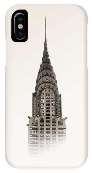Building iPhone Case - Chrysler Building - Nyc by Nicklas Gustafsson