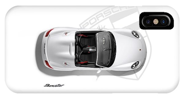 Porsche Boxster IPhone Case