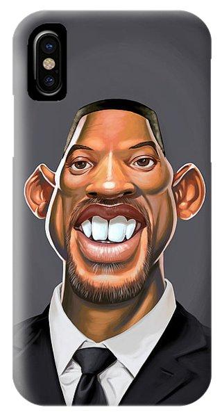 Celebrity Sunday - Will Smith IPhone Case