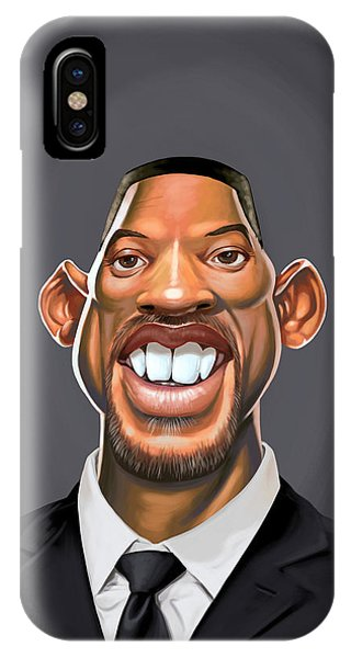 Celebrity Sunday - Will Smith IPhone Case