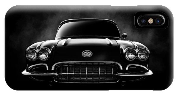Automotive iPhone Case - Circa '59 by Douglas Pittman