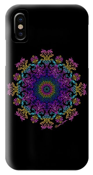 45 Degrees Of Separation IPhone Case