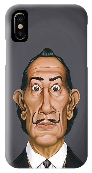 Celebrity Sunday - Salvador Dali IPhone Case