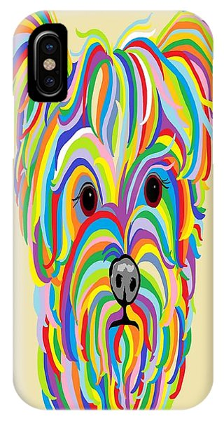 Yorkshire Terrier ... Yorkie IPhone Case