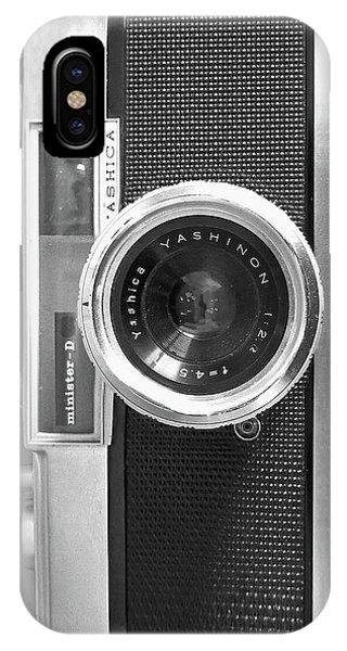Vintage Camera iPhone Case - Camera by Nicklas Gustafsson