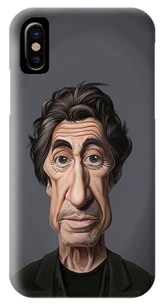 Celebrity Sunday - Al Pacino IPhone Case