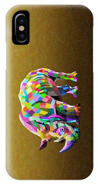 Wild Rainbow IPhone Case