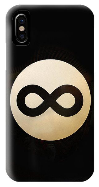 Magician iPhone Case - Infinity Ball by Nicholas Ely