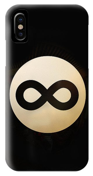 Magician iPhone X Case - Infinity Ball by Nicholas Ely