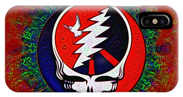 iPhone Case - Grateful Dead by Bill Cannon