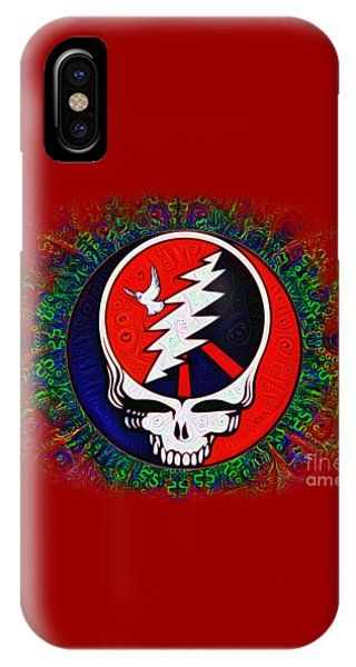 Grateful Dead IPhone Case