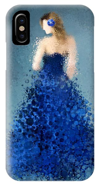 Angelica IPhone Case