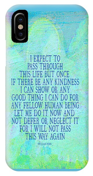 Any Good Thing IPhone Case