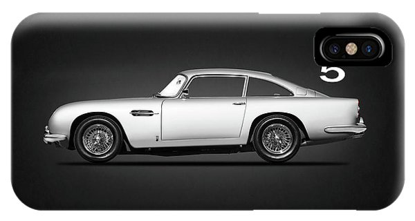 Martin iPhone Case - The Db5 by Mark Rogan